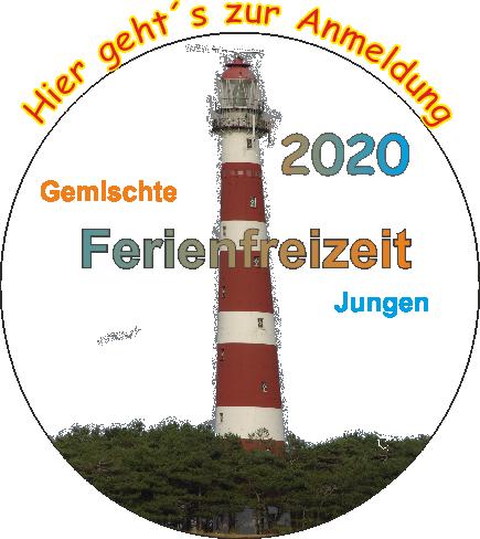 Anmeldung 2020